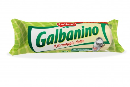Galbanino Galbani the original is a soft cheese